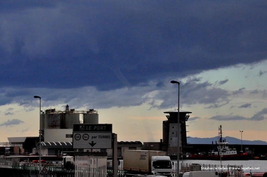 Météo : Deux tubas au large de Bastia
