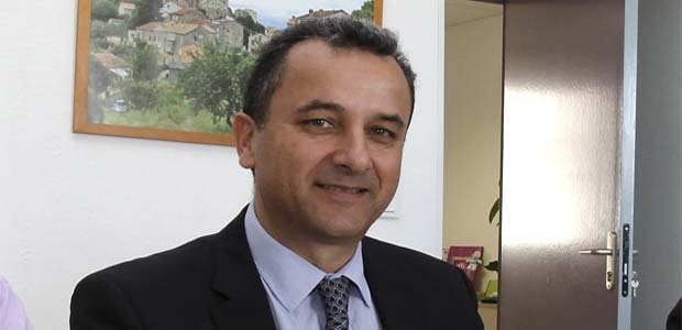 Les vœux de François Tatti, président de la communauté d'agglomération de Bastia