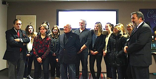 Ajaccio : Une collégienne récompensée par le 3e prix national de la mémoire et du civisme