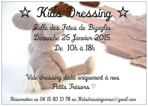 Biguglia : Première édition de Kids Dressing