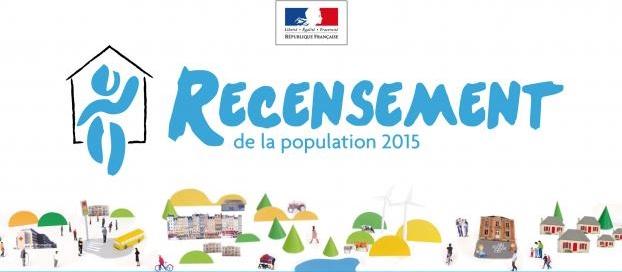 Recensement 2015 du 15 janvier au 21 février à Ajaccio