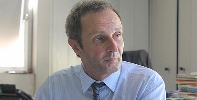 """Alain Rousseau : """"Il faut que les collectivités locales se serrent la ceinture"""""""
