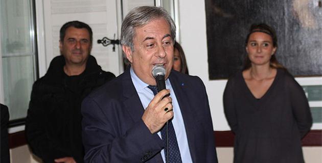 Les vœux du maire de Calvi au personnel communal