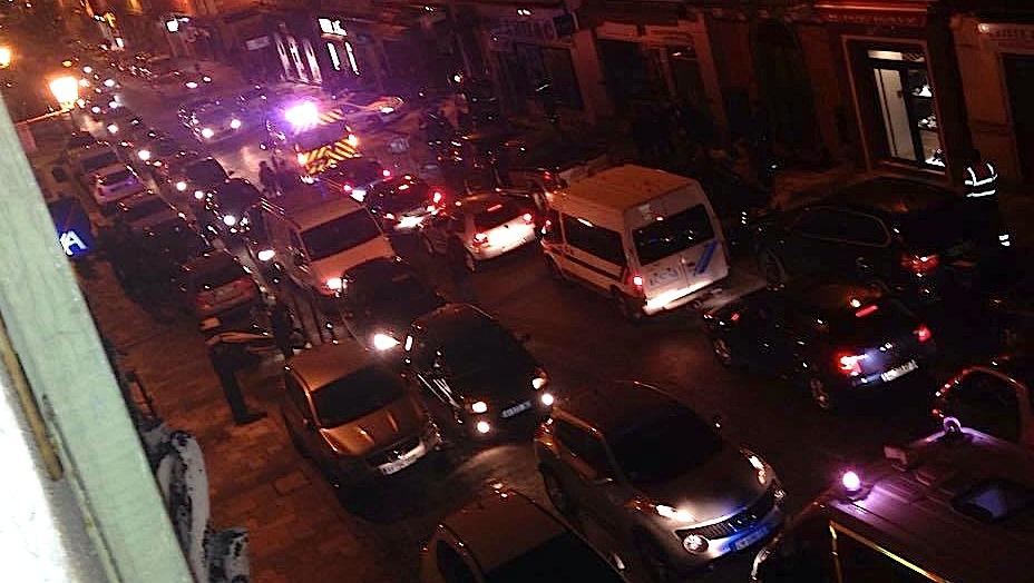 Bastia : Un homme touché par des coups de feu boulevard Paoli