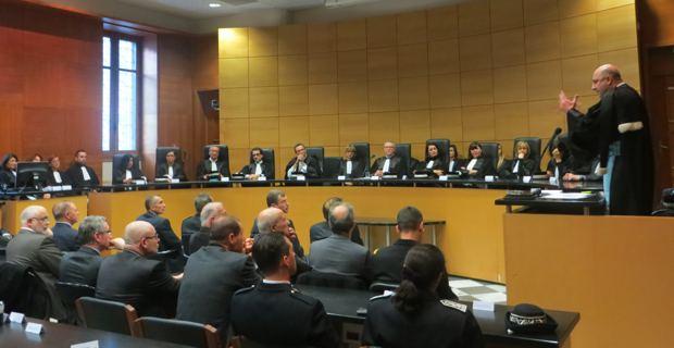 Lors de la rentrée solennelle du Tribunal de grande instance de Bastia, le réquisitoire du procureur de la République, Nicolas Bessone.