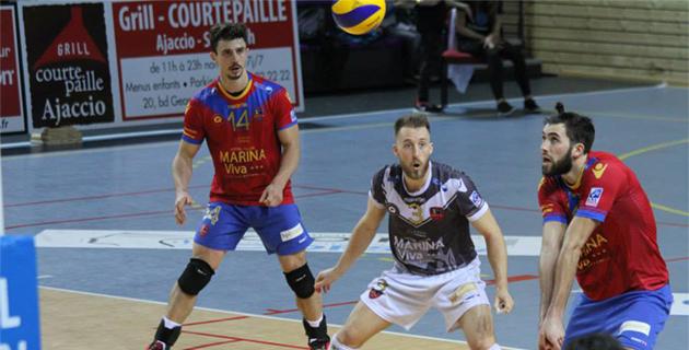 Ligue A : : Difficile victoire pour le GFCA-Volley à Tourcoing