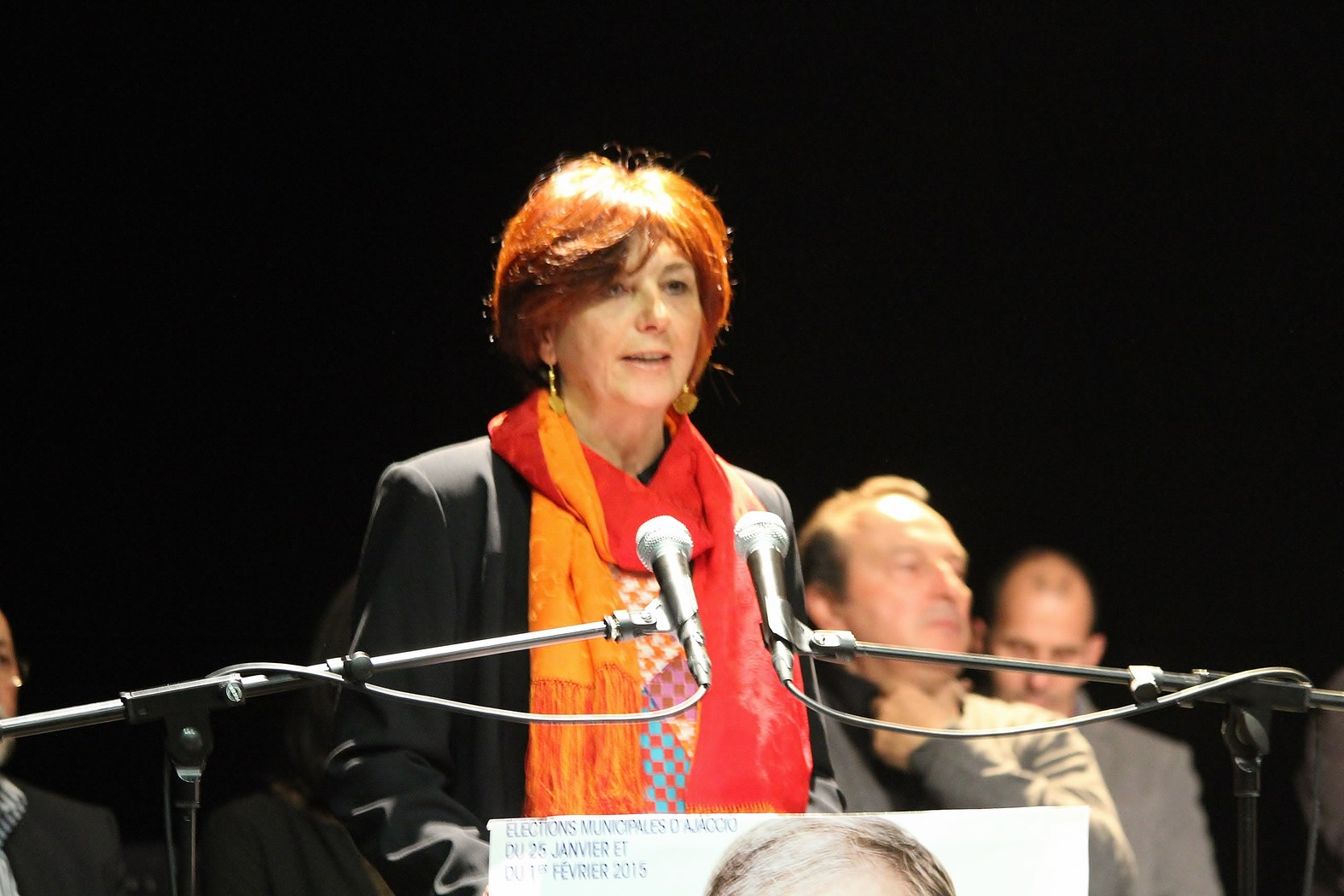 Ajaccio : L'appel des colistiers de Simon Renucci