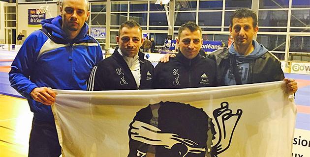 Tournoi international d'Orléans Ju Jitsu : Les frères Beovardi bien sûr…