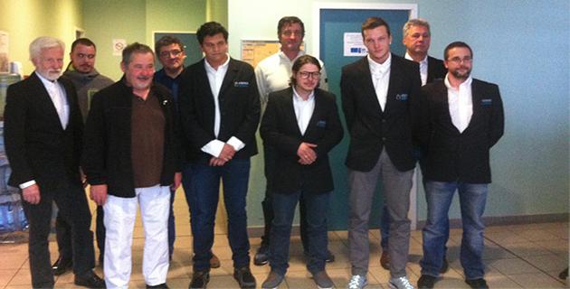 Quatre apprentis corses en route pour l'Olympiade des métiers