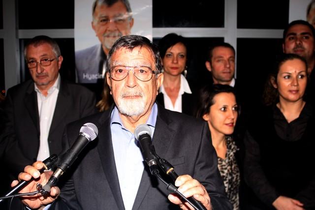 Hyacinthe Mattei a mis en place son comité stratégique pour l'Ile-Rousse