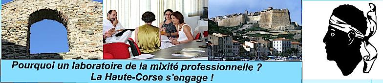Rencontres de la mixité professionnelle entre Bastia et Corte