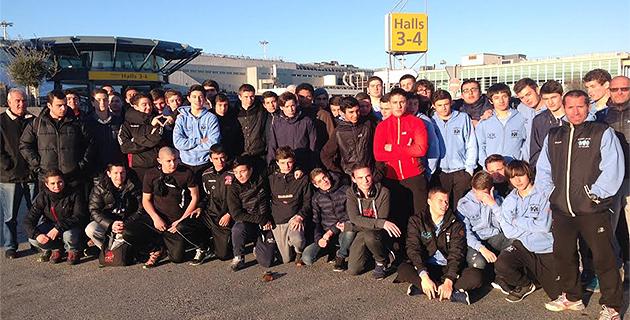 """""""Tour de chauffe"""" en Paca pour les U16 du comité corse de rugby"""