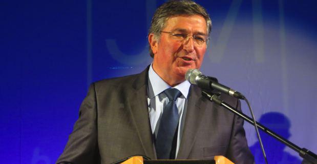 Jean-Louis Milani, conseiller municipal et 2ème adjoint au maire de Bastia, délégué aux affaires sociales, vice-président de la CAB (Communauté d'agglomération de Bastia) et conseiller territorial de droite (groupe Rassembler pour la Corse).