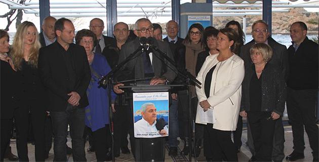 Jean-Jo Allegrini-Simonetti au combat pour l'amour de L'Ile-Rousse