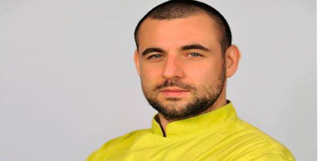 """Julien Diaz, du restaurant l'Oggi """"Chez Charles"""" à Lumio, conserve son étoile au guide Michelin"""