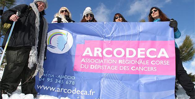 Cancer : L'arcodeca gagne les sommets en Corse…