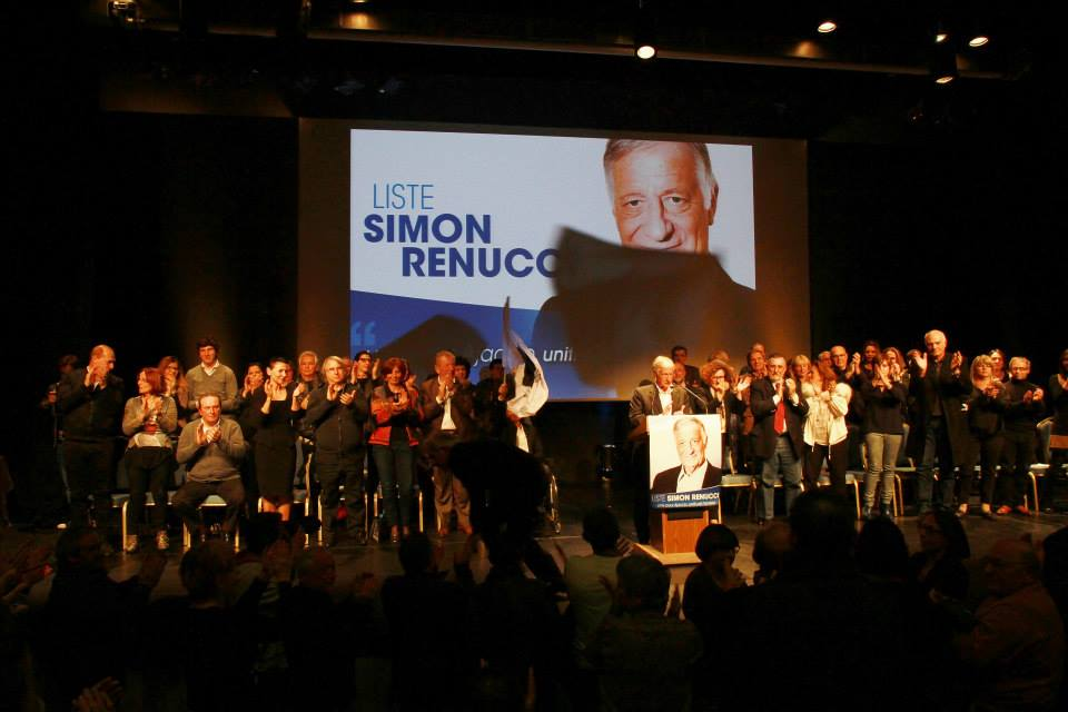 Municipale d'Ajaccio : Simon Renucci et ses colistiers remercient