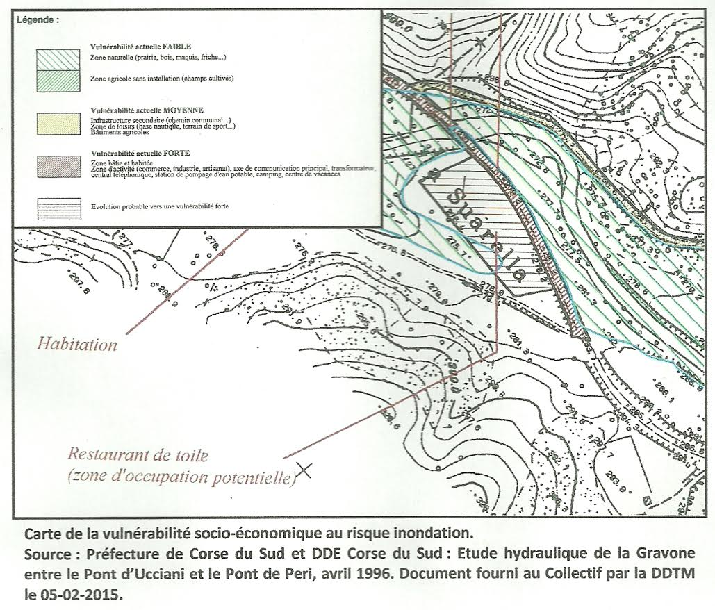 "Centre de tri d'Ucciani : Les arguments du collectif ""Per a Salvezza di u Celavu"""