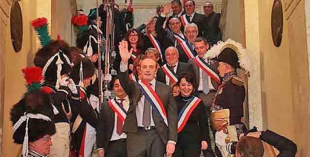 Laurent Marcangeli retrouve son fauteuil de maire : Le débat démocratique doit primer
