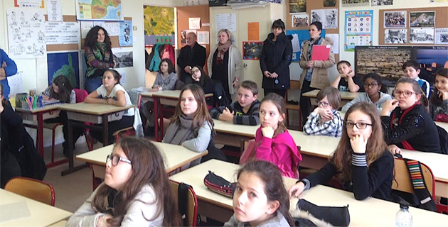 Collecte des piles usagées : L'école de Bastelicaccia lauréate du concours Syvadec