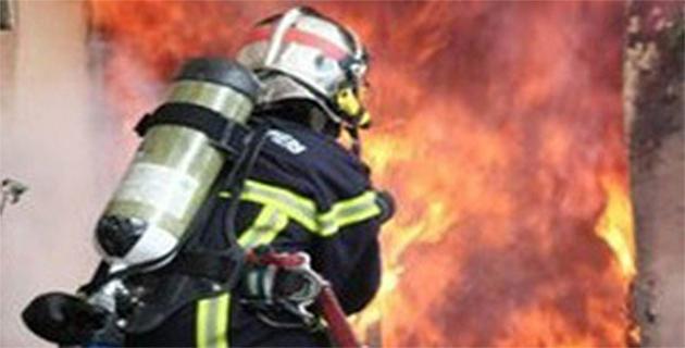 Bastia : Canalisation de gaz en feu dans le centre-ville