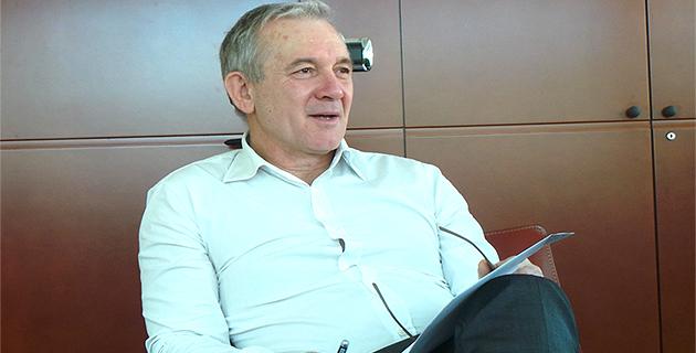 """François Orlandi : """"Une nouvelle gouvernance avant de penser à la campagne"""""""