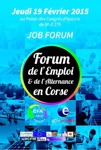 Ajaccio : 19ème édition de Job Forum au Palais des Congrès