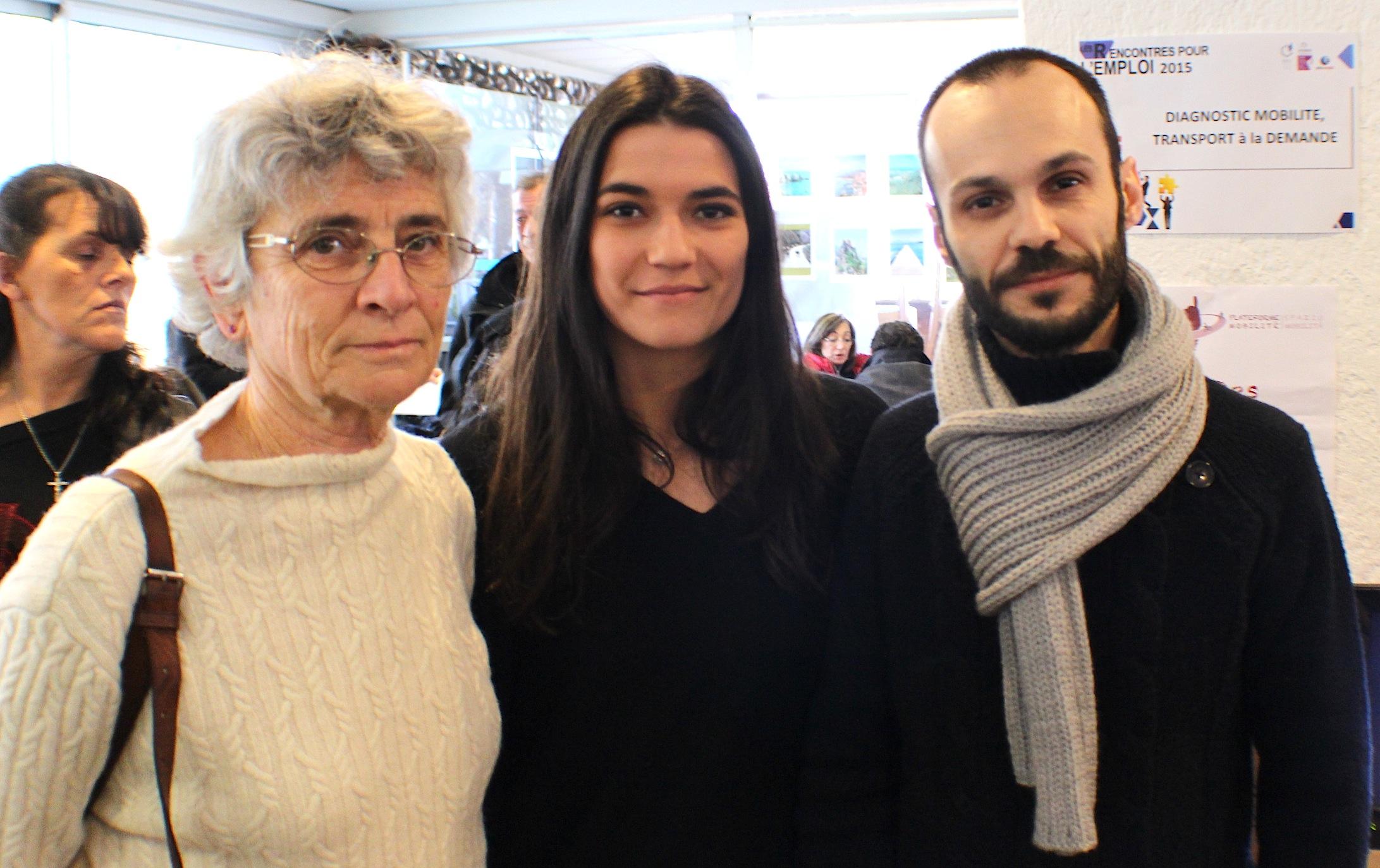 Des centaines de personnes aux 17èmes rencontres pour l'emploi de Bastia