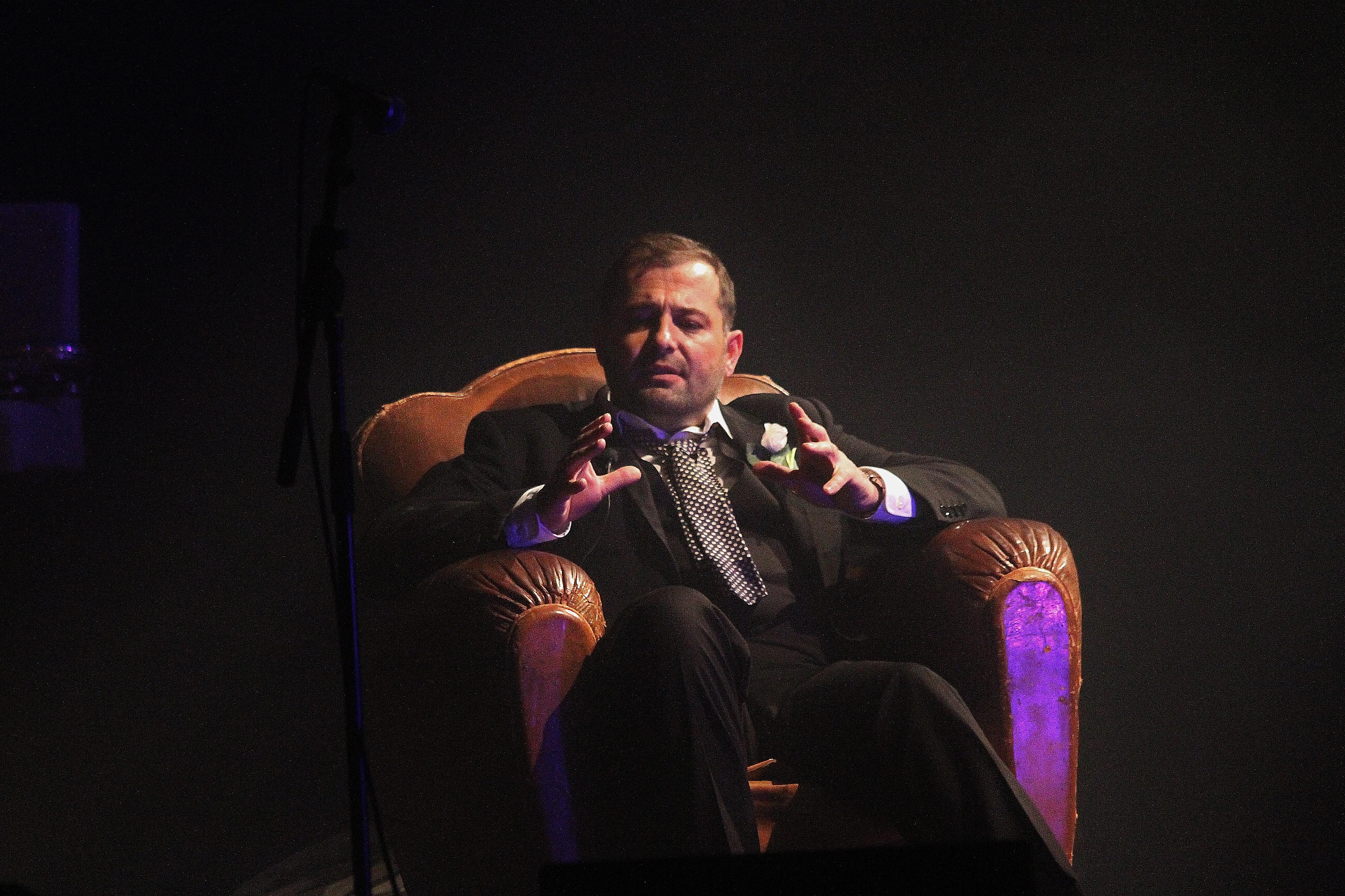 Paul Mancini prochain invité des Scontri de San Benedetto.