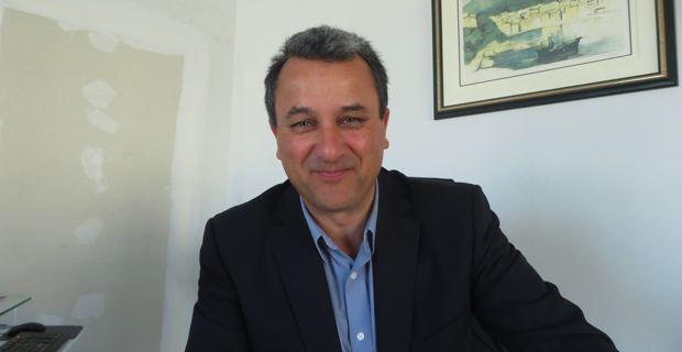 François Tatti, président de la Communauté d'agglomération de Bastia.