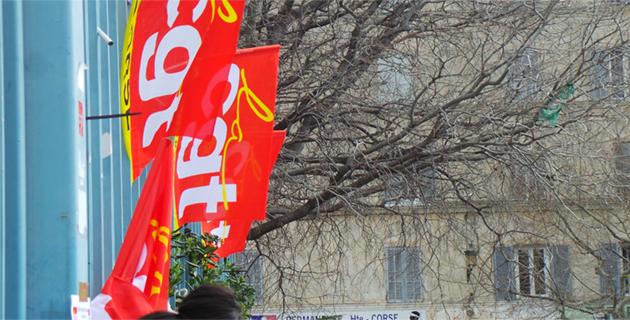 """25 000 chômeurs en Corse : """"Une situation inacceptable"""" pour la CGT"""