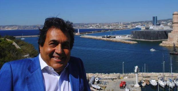 L'armateur français, Daniel Berrebi, patron de la compagnie américaine Baja Ferries, candidat à la reprise de la SNCM.