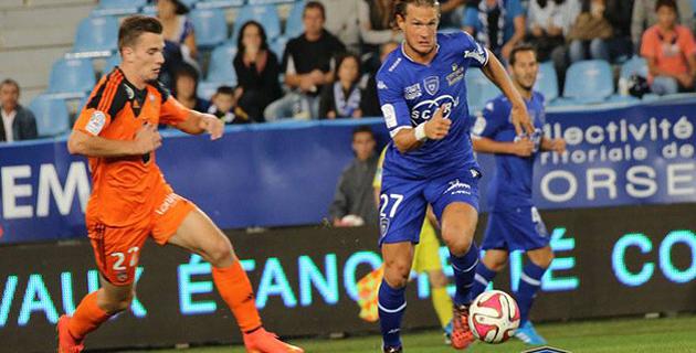 Sporting : La belle série s'achève à Lorient