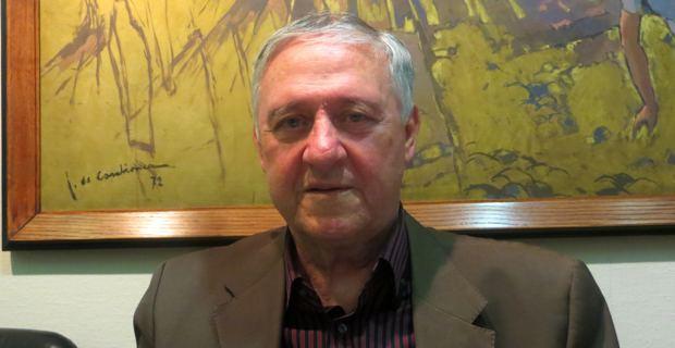 Jean Jacques Padovani, maire et conseiller général sortant de San Martino-di-Lota, candidat dans le nouveau canton du Cap Corse.