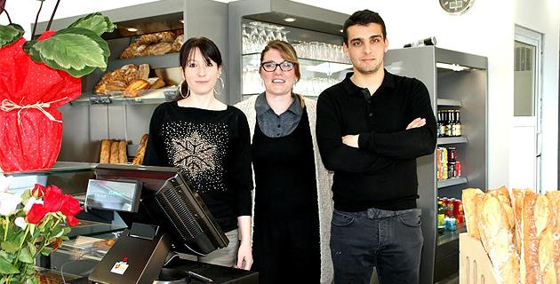 La boulangerie du Golfe a ouvert ses portes à Belgodère