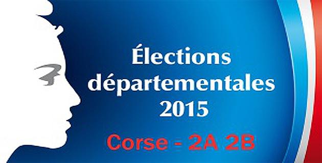 CNI et  les élections départementales 2015 : C'est parti !