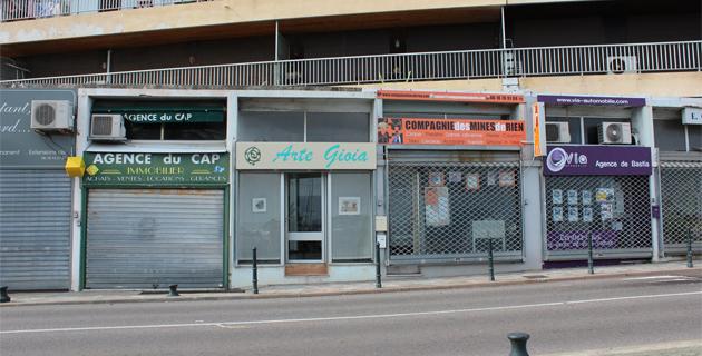 Bastia : L'association Arte Gioia a ouvert son atelier à Toga