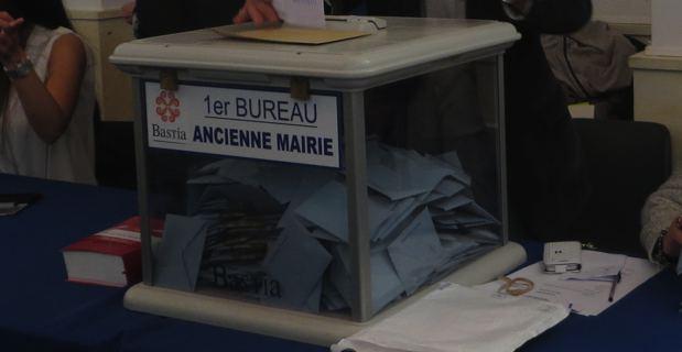 Elections départementales : Le redécoupage cantonal modifie la carte des bureaux de vote à Bastia !