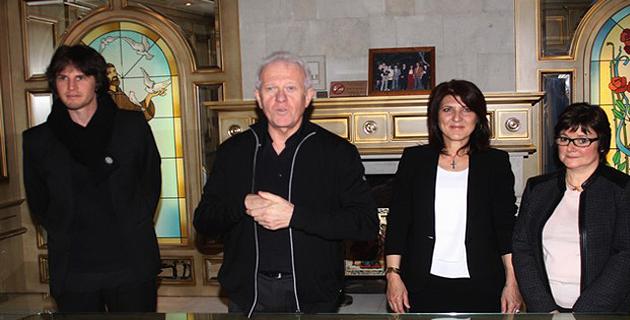 Le soutien des élus du canton de Calvi au binôme J.-T. Guglielmacci - E. Santelli