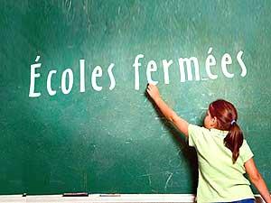 Ajaccio : Fermeture des établissements scolaires publics et privés vendredi