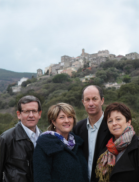 Elections départementales : Avvene E  Demucrazia lance sa campagne dans le canton de Bastia IV, Furiani-Montesoru