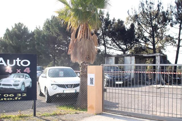 Le bureau de vente de JDTA Auto-Calvi entièrement détruit par un incendie