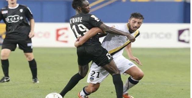 N'Diaye sous le maillot du CAB