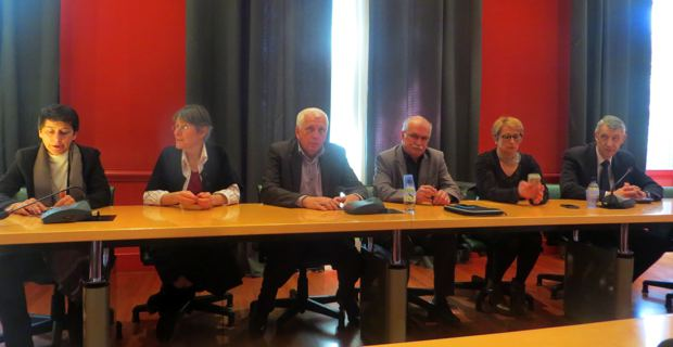 Les élus de Femu a Corsica convoquent la presse pour dénoncer l'irrespect de l'Exécutif et les dysfonctionnements de l'Assemblée.