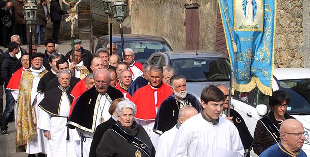 Pèlerinage du Saint Crucifix des Miracles à Muro