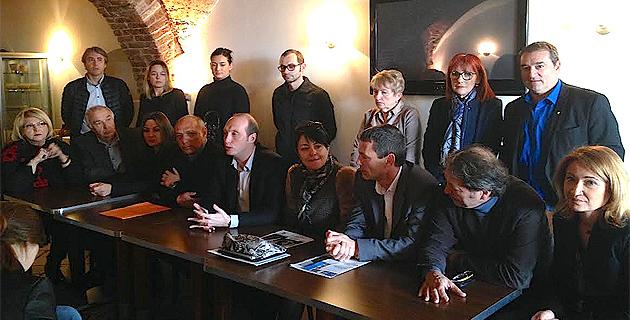 Départementales à Ajaccio : Les quatre binômes de la majorité municipale