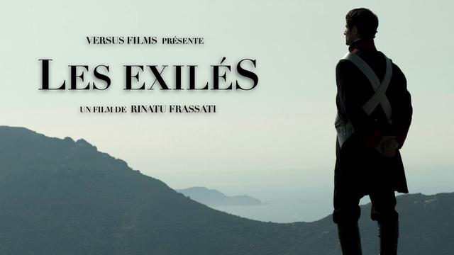 """L'affiche du film """"Les exilés"""""""