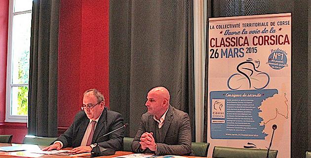 Classica Corsica : 126 coureurs vont s'affronter sur les routes de Corse