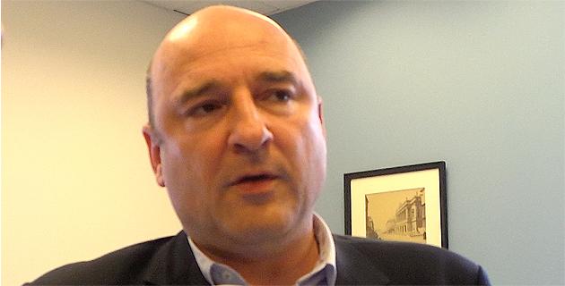 Nicolas Bessone, le procureur de la République de Bastia