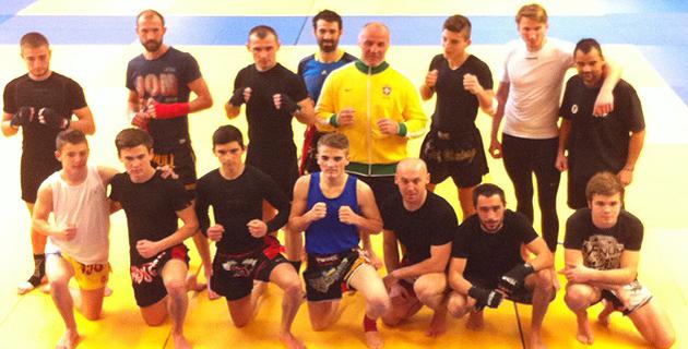 Place à la ligue corse de Kick Boxing, Muay Thaï et disciplines associées